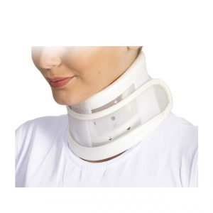 Collier cervical en plastique
