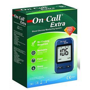 On-Call-Extra kit lecteur de glycémie