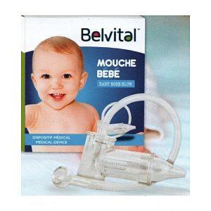 Mouche-bébé par aspiration-Belvital