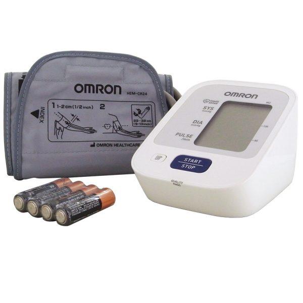 Tensiometre automatique à bras OMRON M2