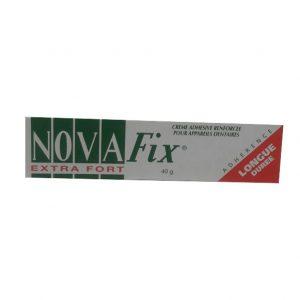 NOVAFIX Crème adhésive 20G