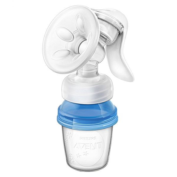 PHILIPS AVENT Confort Tire lait manuel pompe d'aspiration du lait maternel