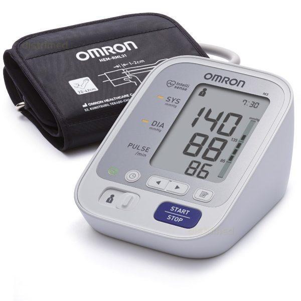 OMRON Tensiomètre Électronique Bras, M3 Comfort