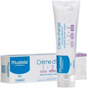 Mustela Crème de Change 1.2.3 (100 ml)