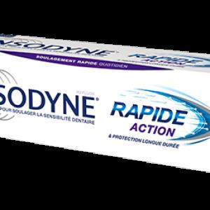 Sensodyne Dentifrice Rapide Action