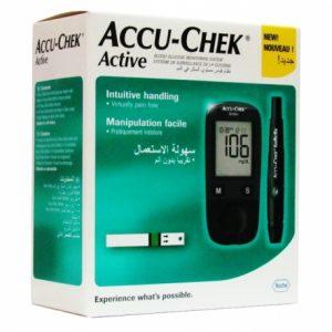 kits De Glycemie Accu Chek Active