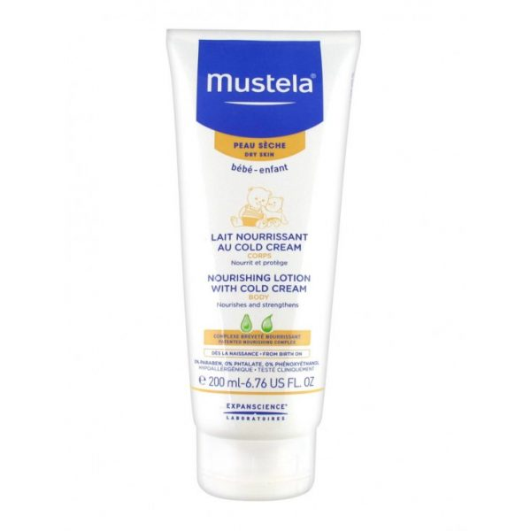 Mustela Crème nourrissante au cold cream (40 ml)