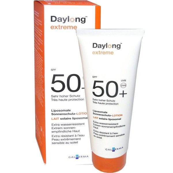 DAYLONG EXTREME LAIT SOLAIRE LIPOSOMAL SPF50+