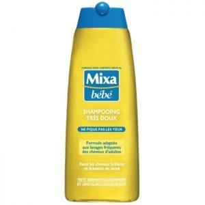 Mixa Bébé Shampooing très doux - 250 ml