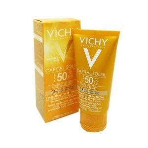 Vichy: Capital soleil créme SPF50+ normale à sèche - 50 ml
