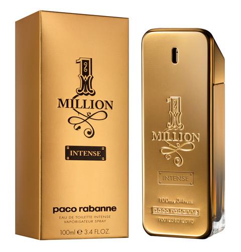 Intense 100 Paco Rabanne Million Eau Toilette One De Ml Homme FJKTl1c3