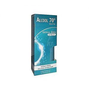 DERMO SOINS Alcool 70° spray DERMASOIN 50ml