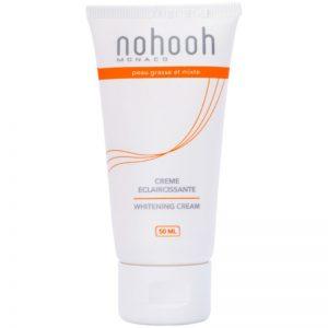 Nohooh Crème éclaircissante peau grasse et mixte 50 ml