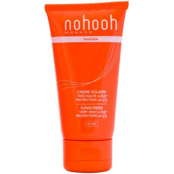 NOHOOH MONACO-Crème Solaire Invisible SPF 50+