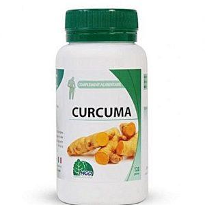 MGD Curcuma 325 mg 120 Gélules