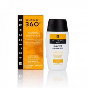Heliocare 360 Mineral Tolerance Fluid SPF50 50ml