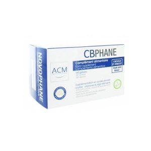 ACM - CBphane ongles et cheveux