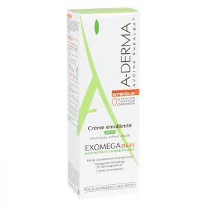 A-Derma Exomega D.E.F.I Crème Emolliente Riche 200ml