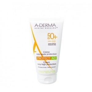 A-Derma Protect AD crème solairepour peau atopique SPF50+ 150ml