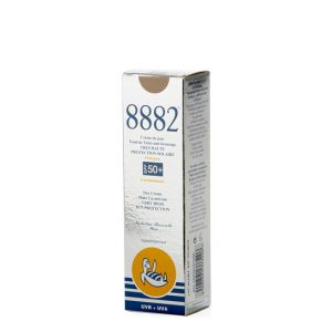8882 Crème Fond de Teint Anti-bronzage opale, Très Haute Protection SPF 50+, 40ml