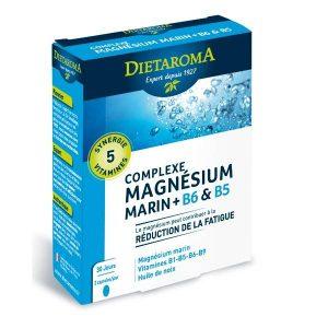 Dietaroma - Complexe Magnésium 60 capsules