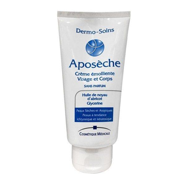 Dermo-soins Aposeche crème émolliente visage et corps 250ml