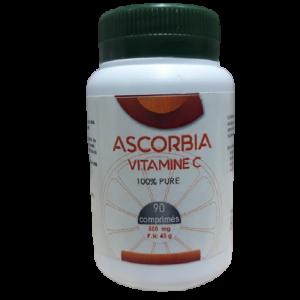 ASCORBIA - Vitamine C, 90 Comprimes