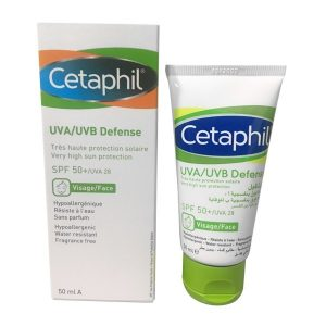 Cetaphil UVA UVB Defense SPF 50+ 50 ml