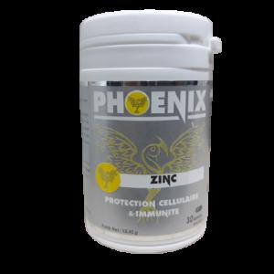 Phoenix - Zinc 30 gélules