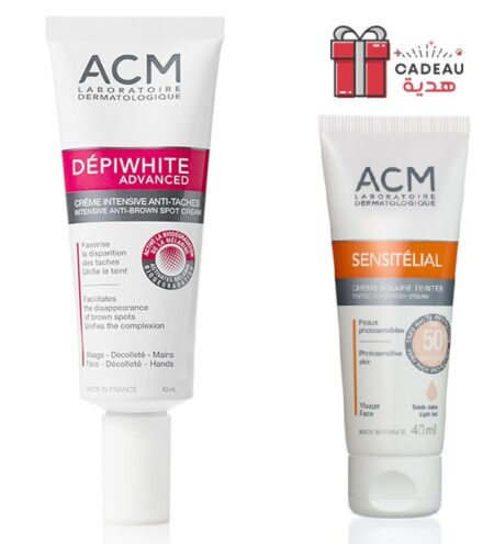 ACM – Dépiwhite Advanced Crème Intensive Anti-Tâches, 40 ml