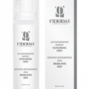Fiderma lait dépigmentant intense 100ml