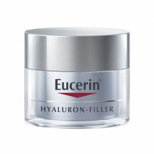 Eucerin Hyaluron-Filler Soin De Jour SP15 Anti-Age Peau Sèche 50ml
