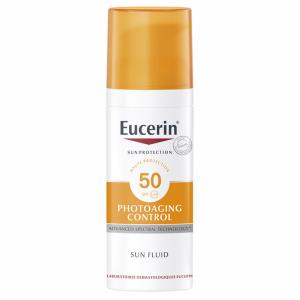 Eucerin Sun Fluid Anti-Age SPF50+ Visage 50ml