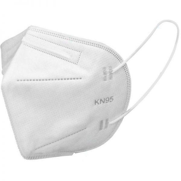 [10 PCS] Masque FFP2 / KN95, masque de protection FFP2 à 5 couches certifié CE haute capacité de filtration