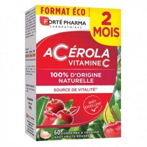 Forté Pharma Acérola Vitamine C